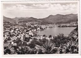 2516 Lugano. Panorama - TI Ticino