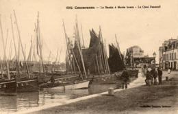 Concarneau....quai Peneroff.col Villard..no.6562 - Concarneau
