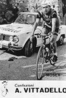 7166 Photo Repro. Cyclisme Aldo Moser - Cyclisme