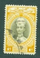 Malaya - Kelantan: 1937/40   Sultan Ismail    SG40    1c     Used - Kelantan