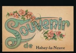 Habay-la-Neuve [AA31 6.298 - Non Classés