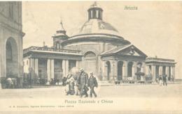 12785 - Ariccia - Piazza Nazionale E Chiesa - (Roma) F - Roma