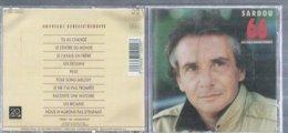 "CD  MICHEL SARDOU  "" SARDOU 66 "" -  10 TITRES - Musik & Instrumente"