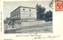 12294 - Barcellona Pozzo Di Gotto - Palazzo Municipale (Messina) F - Messina