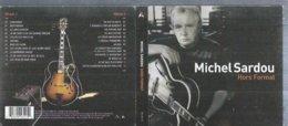 "2 CD  MICHEL SARDOU  "" HORS FORMAT "" -  23 TITRES - Musik & Instrumente"