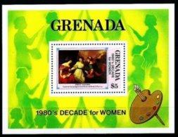 Grenada Grenade 1981 Yvertn° Bloc 94 *** MNH Cote 42 FF - Grenade (1974-...)