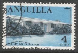 Anguilla. 1967-68 Definitives. 4c Used. SG 20 - Anguilla (1968-...)