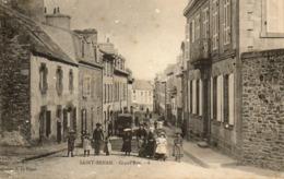 Saint Renan.....grand Rue....en L Etat  Voir Les 2 Scans.... - Other Municipalities