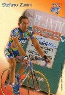 7197 Photo Cyclisme Stefano Zanini Dédicacée - Cyclisme