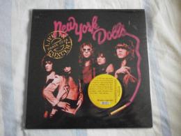 NEW YORK DOLLS - Live In Concert Paris 1974 - LP - Rock