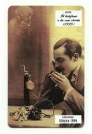 Italia - Tessera Telefonica Da 5.000 Lire N. 302 - Storia Del Telefono - Italia