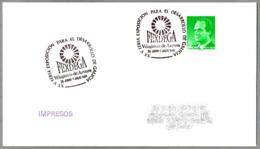 Matasellos XXV FERIA EXPOSICION - FEXDEGA'90 . Vilagarcia De Arousa, Galicia, 1991 - 1931-Hoy: 2ª República - ... Juan Carlos I