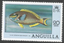 Anguilla. 1977 Wildlife. 20c MNH. SG 282 - Anguilla (1968-...)