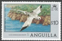 Anguilla. 1977 Wildlife. $10 MNH. SG 289 - Anguilla (1968-...)