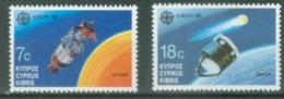 Cyprus 1991; Europa Cept, Michel 771-772.** (MNH) - 1991