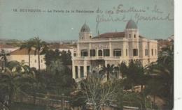 ***  LIBAN **  BEYROUTH Le Palais De La Résidence - écrite TB - Libanon