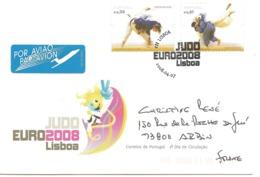 2008 Championnats D'Europe De Judo :Lisbonne . - Judo