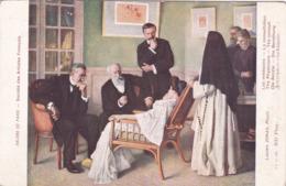 Salons De Paris - Société Des Artistes Français - Lucien Jonas - Les Médecins - La Consultation  (14) - Other