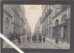 Nantes / Rue Des Arts (jean Jaurès) Rare éd Vasselier - Nantes