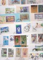 THAÏLANDE THAILAND - Lot Varié De 102 Enveloppes Et Cartes Premier Jour Carte FDC First Day Of Issue Cover Maximum Card - Thaïlande