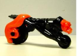 FF142  Moto Panthère - Steckfiguren
