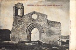 12314 - Bivona - Rovine Della Matrice Del Secolo XI (Agrigento) F - Agrigento