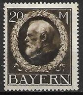 BAVIERE    -    1914 .   Y&T N° 109 *. - Bayern