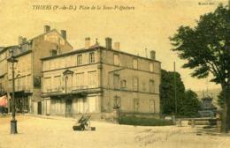 THIERS   =   Place De La Sous Préfecture   907 - Thiers