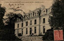 37 - LIGUEIL - Château De La Tourmellière - Francia
