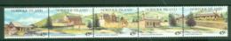 Norfolk Is: 1993   Tourism - Historic Kingston     MNH Strip Of 5 - Norfolk Island