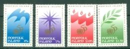 Norfolk Is: 1995   Christmas - 50th Anniv Of U.N.    MNH - Norfolk Island