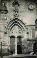 27 - Conches En Ouche - Porche D'entrée De L'Eglise Sainte-Foy - Carte Neuve - Voir Scans Recto-Verso - Conches-en-Ouche