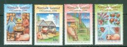 Norfolk Is: 1996   Christmas    MNH - Norfolk Island