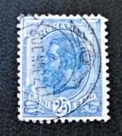 CHARLES 1ER 1893/99 - OBLITERE - YT 109 - Usati