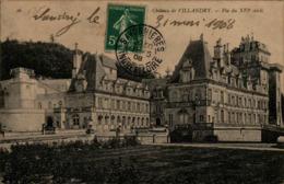 37 - VILLANDRY - Le Château - France