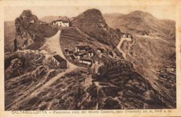 12330 - Caltabellotta - Panorama Visto Dal Monte Castello (lato Orientale) (Agrigento) R - Agrigento