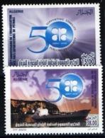 Année 2010-N°1573/1574 Neufs**MNH : Cinquantenaire De L'OPEP (Pays Exportateurs De Pétrole) - Algérie (1962-...)