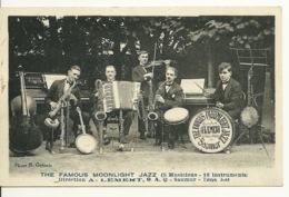 49 - SAUMUR / ORCHESTRE THE FAMOUS MOONLIGHT JAZZ - Saumur