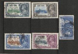 HONG KONG - Lot 5 Timbres 1930/40 - Hong Kong (...-1997)