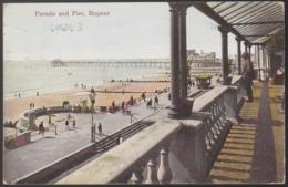 CPA - (Royaume-Uni) Parade And Pier, Bognor - Bognor Regis