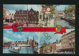 Sneek  - Gelopen Met Postzegel [AA25 0.246 - Niederlande