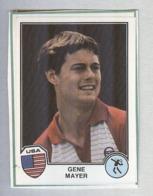 GENE MAYER...TENNIS....TENIS...COURT DE TENNIS...OLIMPIADI...OLYMPIC - Trading Cards