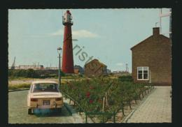 Hoek Van Holland - Vuurtoren  - Gelopen Met Postzegel [AA25 0.449 - Non Classificati