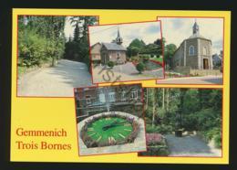 Gemmenich - Trois Bornes  - Gelopen Met Postzegel [AA25 0.462 - Ohne Zuordnung
