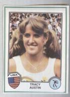 TRACY AUSTIN...TENNIS....TENIS...COURT DE TENNIS...OLIMPIADI...OLYMPIC - Trading Cards