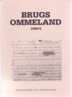 Tijdschrift - Brugs Ommeland Brugge - Artikels Oa Guido Gezelle Archief , Glazenier Samuel Coucke  - 1999 /3 - Geschiedenis