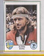 BJORN BORG..TENNIS....TENIS...COURT DE TENNIS...OLIMPIADI...OLYMPIC - Trading Cards