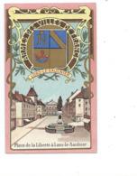 Chromo LONS LE SAULNIER Place De La Liberté Pub: La Kabiline TB 2 Scans - Otros