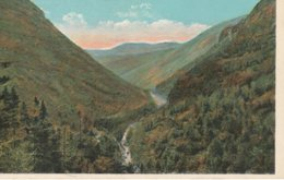 Crawford Notch, From Mount Williard, White Mountains, New Hampshire - White Mountains