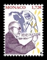 Monaco 2019 Mih. 3465 Painter Henri Matisse MNH ** - Monaco